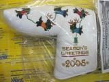 2005 Holiday Scotty Dog White