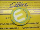 Circle-E ポーカーチップ YL/BL