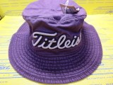 タイトリスト US Pigment Dyed Bucket Grape S/M