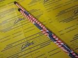 Crazy Tour Sticks USA Flag