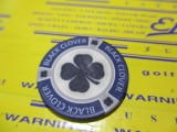 Lucky Poker Chip navy