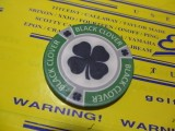 Lucky Poker Chip green