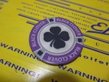 Lucky Poker Chip purple