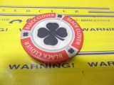 Lucky Poker Chip red