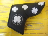 All Over Clover Blade Cover Black/White