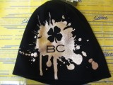 Lucky Splash Beanie #2 Black