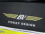 US Vokey Aqua-Lock Caddy Towel-black