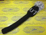 Headcover(Ut) Black/Silver/White