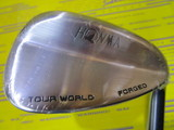 本間ゴルフ TOUR WORLD TW-W FORGED