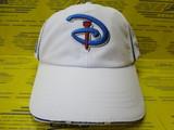Disney AHEAD Hat-White/Blue