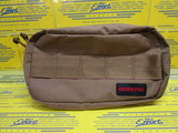 DOUBLE ZIP POUCH-2 BRF387219 COYOTE