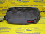 ONE ZIP POUCH BRF394219 GRAY