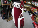 JONES RIDER BAG (Maroon)