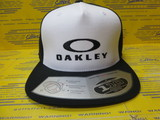 US Oakley Silver 110 Flexfit Cap-White