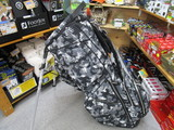 CAMOUFLAGE Stand Bag-SILVER CLASSIC CAMO