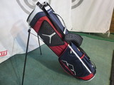 2017 2-Five Stand Bag-Red/Navy/White