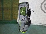 2017 4.5LS Stand Bag-Gray/Gunmetal/Flash