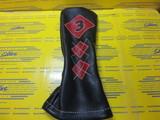 Argyle 3w-Black/British Red