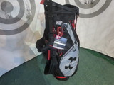 UA Storm Match Play Stand Bag-Red/Steel