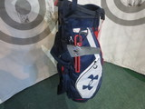 UA Storm Match Play Stand Bag-Red/White