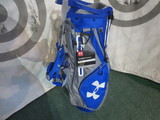 UA Storm Match Play Stand Bag-Blue/Steel