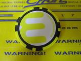 Circle-E ポーカーチップ YL/BK