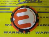 Circle-E ポーカーチップ OR/BK