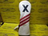 ホワイトレッド クロコ RFX013 #X