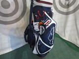 2018 3.5LS Stand Bag Navy/White/Red