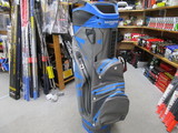 2018 H2NO Lite Cart Bag Cobalt/Gunmetal