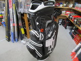 2018 H2NO Lite Cart Bag Black/White