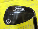 VOKEY COLD FORGED F BK-PVD(2015)
