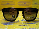 93790655 HOLBROOK R POLISHED BLACK PRIZM BLACK POLARIZED