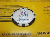 TPC Sawgrass POKER CHIP-Black
