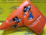 Disney Blade Putter Cover Mickey-Orange