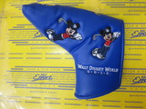 Disney Blade Putter Cover Mickey-Blue