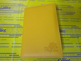 Disney SCORE CARD HOLDER-Yellow