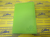 Disney SCORE CARD HOLDER-Lime Green