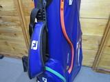 キャディバッグ FJCB1707 Blue
