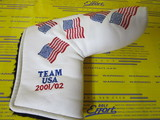 2002 34th Ryder Cup Team USA White