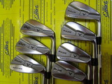 RAZR X MUSCLE BACK IRONS