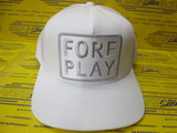 Fore Play Trucker-Snow