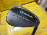 テーラーメイド MILLED GRIND WEDGE BLACK