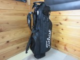 2018 PLAYERS 4UP STADRY STAND BAG-Black