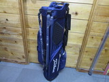 2018 PLAYERS 4UP STADRY STAND BAG-Navy