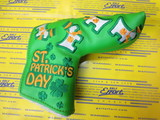 2012 St.Patricks Day Dancing Scotty Dogs Lime Green