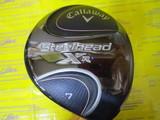 キャロウェイ STEELHEAD XR