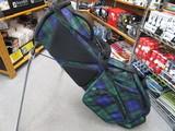 FlexTech Lifestyle Stand Bag Blue/Plaid