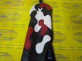 camo headcover 5w-black/white/red