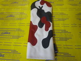 camo headcover 3w-white/navy/red